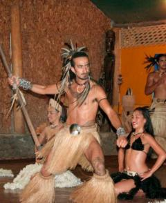 Tour - Rapa Nui Show and Dinner